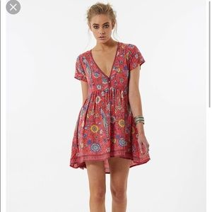 Spell and the Gypsy Lovebird Mini Dress